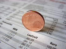 Investimento Immagine Stock Libera da Diritti