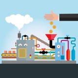 Investimento aziendale Illustrazione di Stock