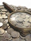 Investimento da busca Imagens de Stock Royalty Free