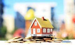 Investimento di bene immobile Immagine Stock