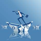 Investimento di concetto di affari Immagine Stock
