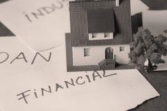 Investimento nel bene immobile Immagine Stock