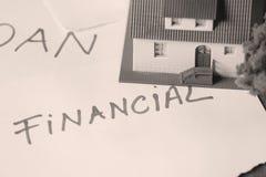 Investimento nel bene immobile Immagine Stock Libera da Diritti