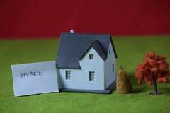 Investimento nelle case astute Fotografie Stock