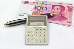 Investimentos estrangeiros para 2011 Foto de Stock Royalty Free