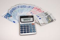 Investimentos financeiros Foto de Stock