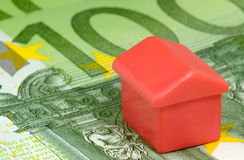 Investing on property royalty free stock images