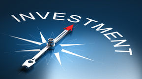 Investisment Risk Management Royalty Free Stock Images