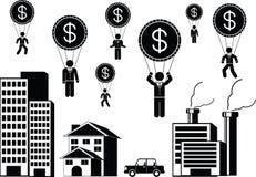 investissement Image stock