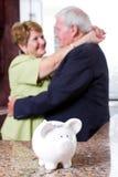 Investissement de retraite Photos stock