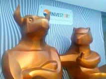 investisseur Photo stock
