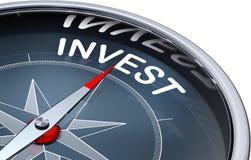Investissez Image stock