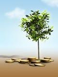 Investition stock abbildung
