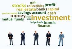 Investition Lizenzfreie Stockfotografie