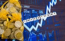 investition Lizenzfreies Stockbild