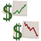Investitionen Lizenzfreies Stockbild