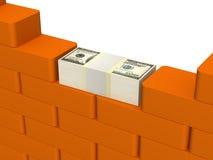 Investitionen im Aufbau Lizenzfreie Stockfotos