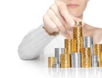 Investitions- oder Wachstumkonzept Lizenzfreie Stockfotografie