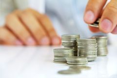 Investitionskonzept Lizenzfreie Stockbilder