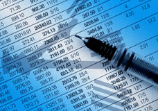 Investitionszeit Lizenzfreie Stockbilder