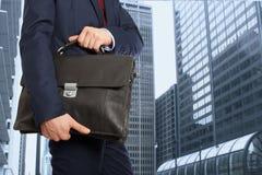 Investitore del portafoglio fotografie stock libere da diritti