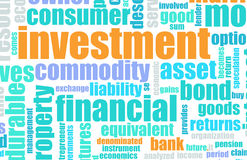Investment. In Financial Returns as a Abstract Stock Photos