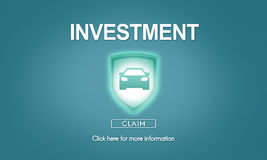 Investment Budget Financial Revenue Savings Concept Royalty Free Stock Image