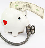 Investment Check-Up Stock Photo