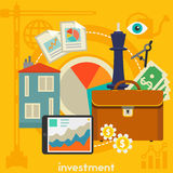 Investment Concept Royalty Free Stock Photography