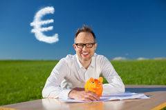 Investment concept Stock Photography
