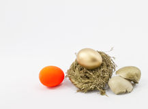 Investment Crisis Stock Photography