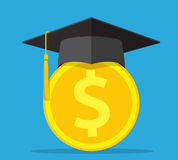 Investment in education concept Stock Images