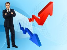 Investment Financial Advisor Concept Stock Image