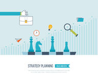 Investment growth. Strategy business. Investment. Royalty Free Stock Photo
