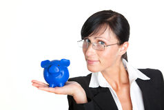 Investment pig Stock Photography
