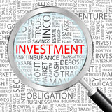 INVESTMENT Stock Images