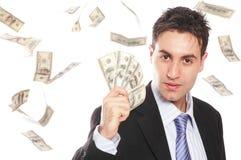 Investmenta di affari immagini stock