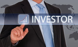 Investor  Royalty Free Stock Photo
