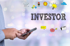 INVESTOR Stock Images