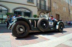 Invicta S4 5 Liter bei Mille Miglia 2016 Lizenzfreies Stockbild