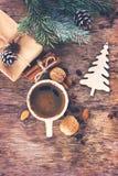 Invierno, Año Nuevo, todavía de la Navidad vida Imágenes de archivo libres de regalías