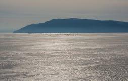 Invierno Baikal E r Fotografía de archivo