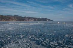 Invierno Baikal E r Imágenes de archivo libres de regalías