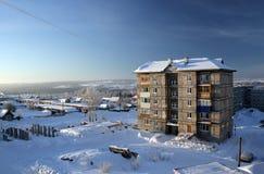 Invierno de Gremyachinsk Fotos de archivo libres de regalías
