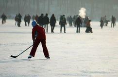 Invierno en Berlín imagenes de archivo