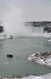 Invierno en Canadá Fotos de archivo
