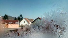 Invierno en el CR Foto de archivo