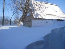 Invierno en el sur Imagen de archivo libre de regalías