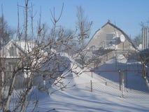Invierno en el sur Imagenes de archivo