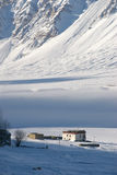 Invierno en el valle de Zanskar - 4 Imagenes de archivo